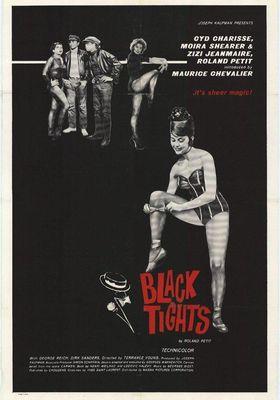 『블랙 타이츠』のポスター