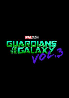 『Guardians of the Galaxy Vol. 3(原題)』のポスター