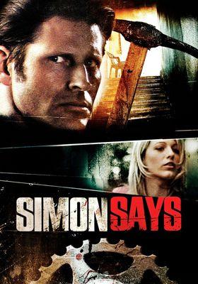 Simon Says's Poster