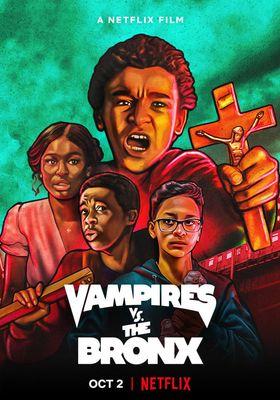 Vampires vs. the Bronx's Poster