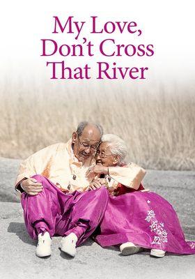 『あなた、その川を渡らないで』のポスター