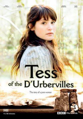 더버빌가의 테스의 포스터