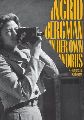 Ingrid Bergman: In Her Own Words's Poster