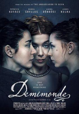 데미몬드의 포스터