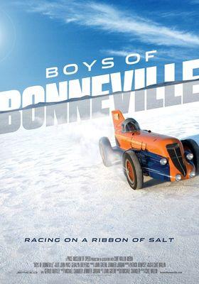 보이즈 오브 보니빌: 레이싱 온 어 리본 오브 솔트의 포스터