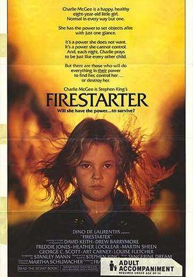 Firestarter's Poster