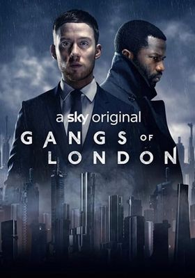 갱스 오브 런던의 포스터