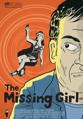 The Missing Girl's Poster