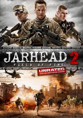 자헤드 2 : 필드 오브 파이어의 포스터