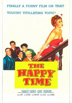 The Happy Time's Poster
