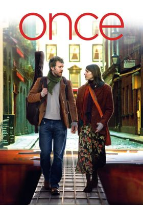 『ONCE ダブリンの街角で』のポスター