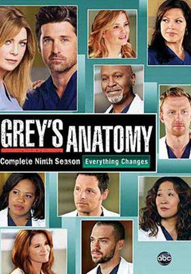『グレイズ・アナトミー シーズン9』のポスター