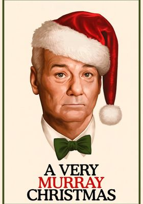 A Very Murray Christmas's Poster