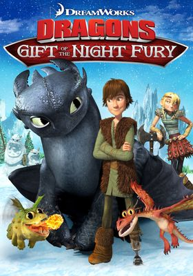 Dragons: Gift of the Night Fury's Poster