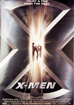 『X-MEN』のポスター