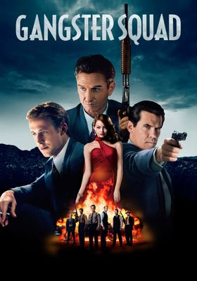 Gangster Squad's Poster