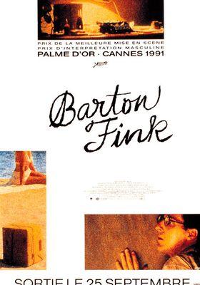 『バートン・フィンク』のポスター