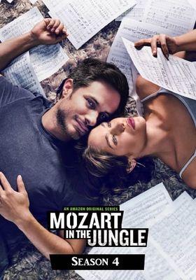 Mozart in the Jungle Season 4's Poster