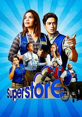 Superstore Season 4's Poster