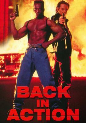 『バック・イン・アクション』のポスター