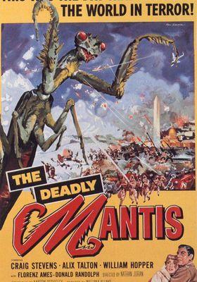 죽음의 사마귀의 포스터