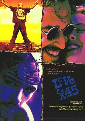 러브 앤 A. 45의 포스터