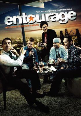 『アントラージュ★オレたちのハリウッド シーズン 2』のポスター