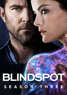 『ブラインドスポット  シーズン3』のポスター