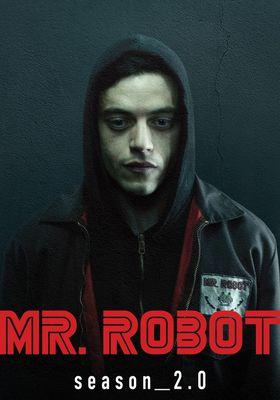 Mr. Robot Season 2's Poster