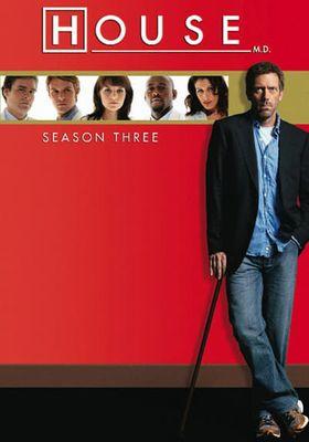 House Season 3's Poster