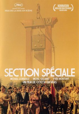 Special Section's Poster