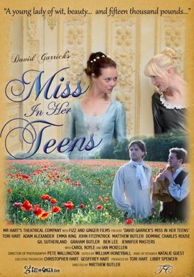 Miss in Her Teens's Poster