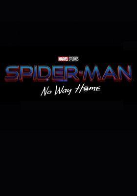『スパイダーマン:ノー・ウェイ・ホーム』のポスター