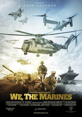 We the Marines's Poster