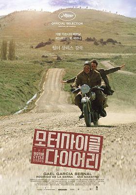 『モーターサイクルダイアリーズ』のポスター