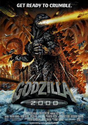 Godzilla 2000: Millennium's Poster