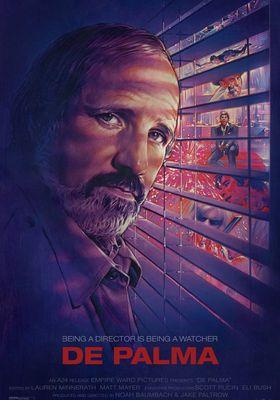 『デ・パルマ』のポスター