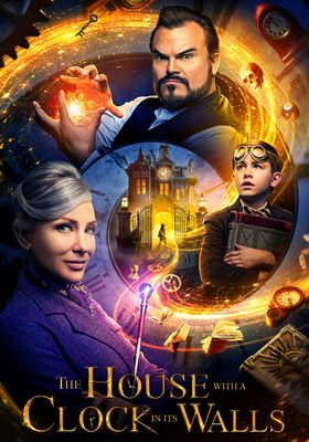 The House with a Clock in Its Walls's Poster