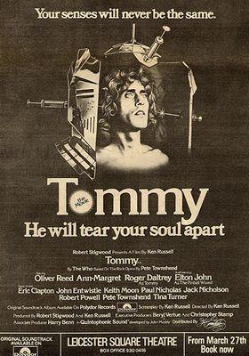 토미의 포스터