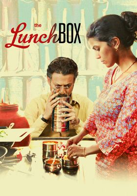 The Lunchbox's Poster