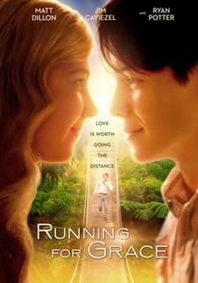 Running for Grace's Poster