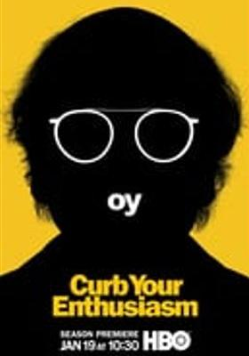 Curb Your Enthusiasm Season 10's Poster