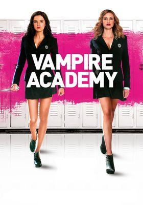 Vampire Academy's Poster