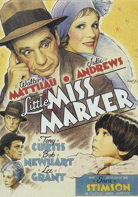 Little Miss Marker's Poster