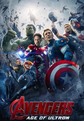 Avengers: Age of Ultron's Poster