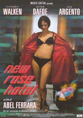 뉴 로즈 호텔의 포스터