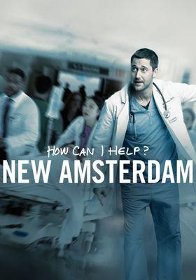 『ニュー・アムステルダム 医師たちのカルテ シーズン1』のポスター