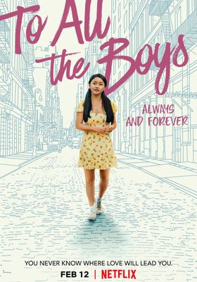 To All the Boys: Always and Forever, Lara Jean's Poster