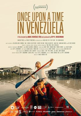 Once Upon a Time in Venezuela's Poster
