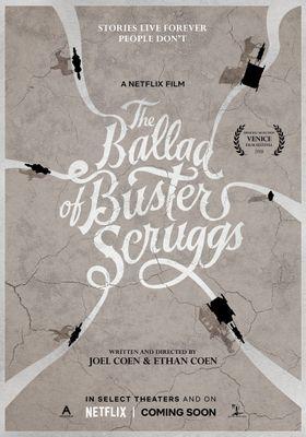 『バスターのバラード』のポスター